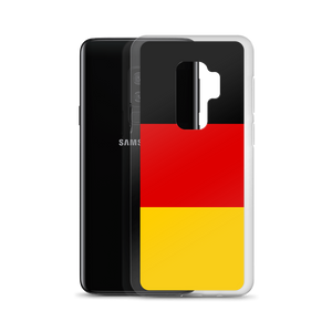 Samsung Galaxy S9+ Germany Flag Samsung Case Samsung Case by Design Express