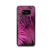 Samsung Galaxy S8 Pink Palm Samsung Case by Design Express