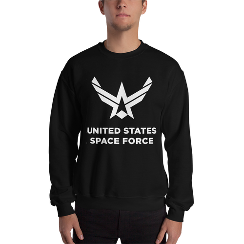 Black / S United States Space Force