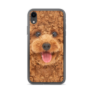 iPhone XR Poodle Dog iPhone Case by Design Express