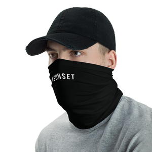 #SUNSET Hashtag Neck Gaiter Masks by Design Express
