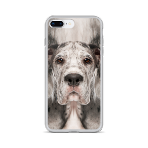 iPhone 7 Plus/8 Plus Great Dane Dog iPhone Case by Design Express