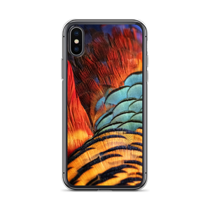 iPhone X/XS Golden Pheasant iPhone Case by Design Express