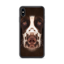 iPhone XS Max English Springer Spaniel Dog iPhone Case by Design Express