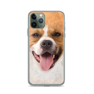 iPhone 11 Pro Pit Bull Dog iPhone Case by Design Express