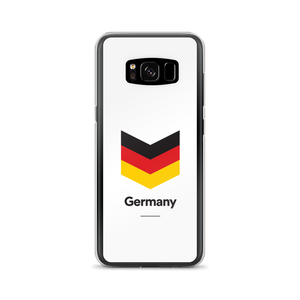 "Samsung Galaxy S8 Germany ""Chevron"" Samsung Case Samsung Case by Design Express"