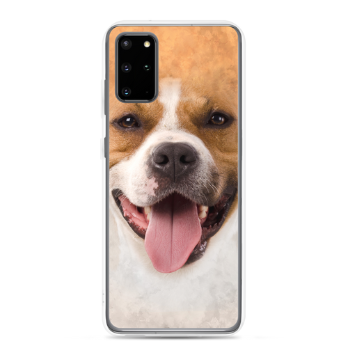 Samsung Galaxy S20 Plus Pit Bull Dog Samsung Case by Design Express