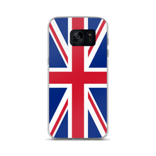 "Samsung Galaxy S7 United Kingdom Flag ""Solo"" Samsung Case Samsung Cases by Design Express"