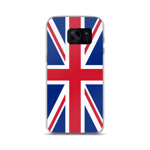 Samsung Galaxy S7 United Kingdom Flag