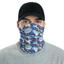 Default Title Cloudy Sky Overhead Camo Neck Gaiter Masks by Design Express