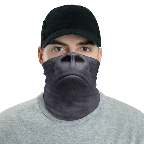 Default Title Gorilla Face Neck Gaiter Masks by Design Express