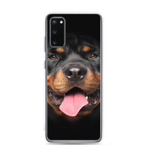 Samsung Galaxy S20 Rottweiler Dog Samsung Case by Design Express