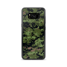 Samsung Galaxy S8 Classic Digital Camouflage Print Samsung Case by Design Express