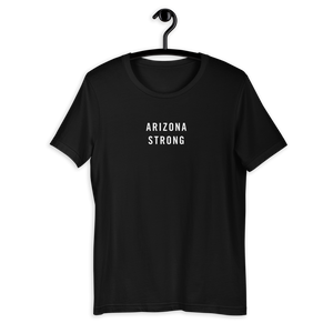 Arizona Strong Unisex T-Shirt T-Shirts by Design Express