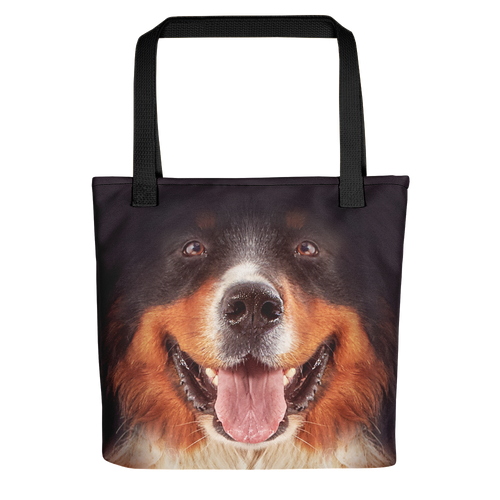 Default Title Bernese Mountain Dog Tote Bag Totes by Design Express