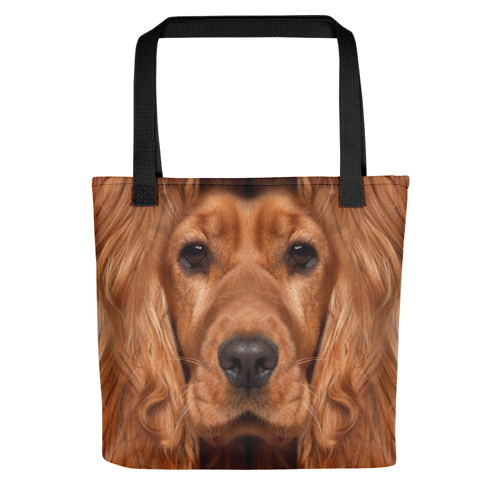 Default Title Cocker Spaniel Dog Tote bag by Design Express