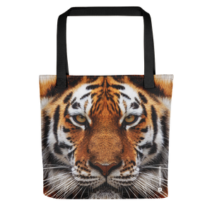 "Tiger ""All Over Animal"" Tote bag Totes by Design Express"
