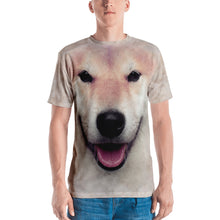 "XS Shiba inu Dog ""All Over Animal"" Men's T-shirt All Over T-Shirts by Design Express"
