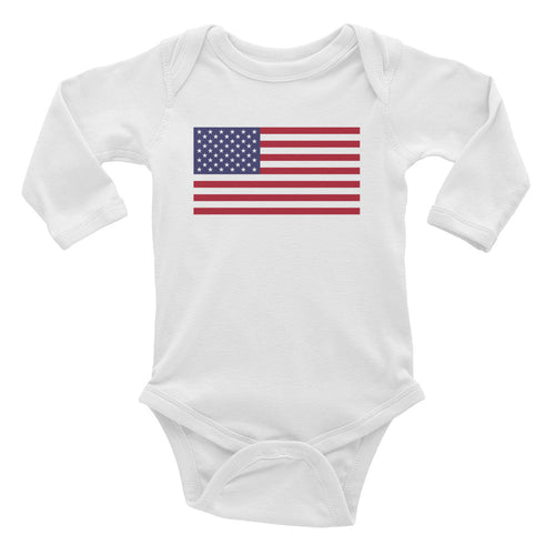 White / 6M United States Flag