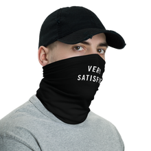 Very Satisfied Neck Gaiter Masks by Design Express