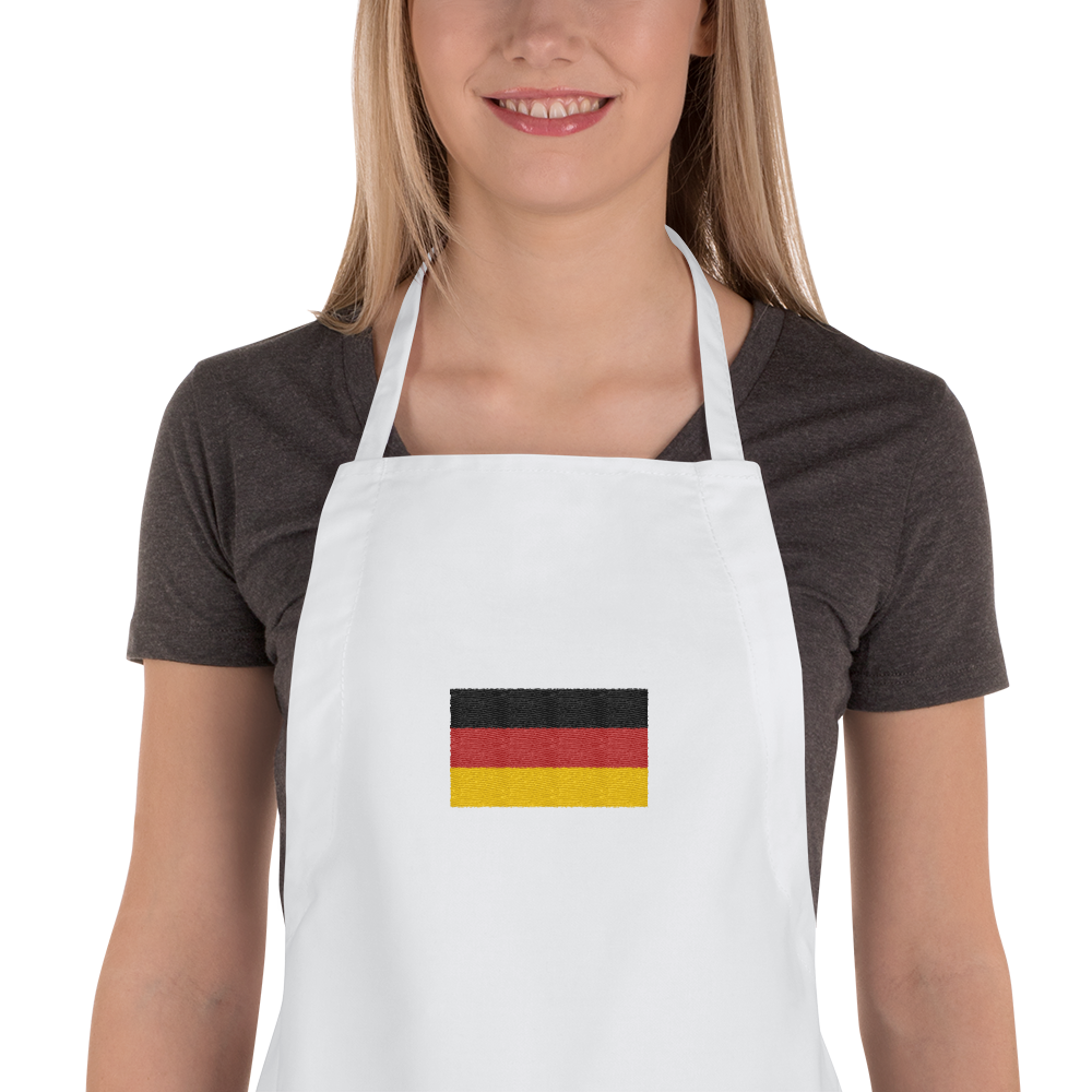 White Germany Flag