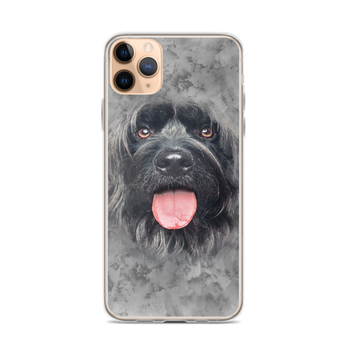 iPhone 11 Pro Max Gos D'atura Dog iPhone Case by Design Express