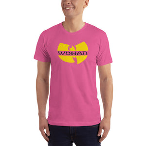 Fuchsia / XS Wuhan Clan Unisex T-Shirt (100% Made in the USA 🇺🇸) by Design Express
