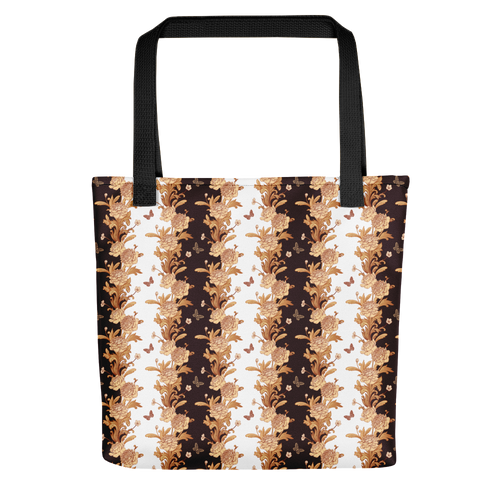 Default Title Gold Baroque Tote bag by Design Express