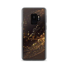 Samsung Galaxy S9 Gold Swirl Samsung Case by Design Express