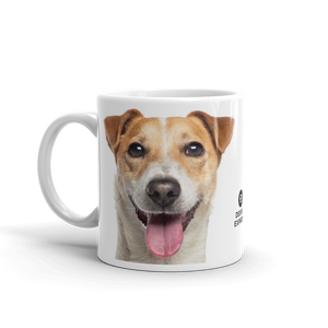 Jack Russel Mug by Design Express