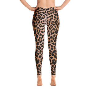 "XS Leopard ""All Over Animal"" 2 Leggings by Design Express"