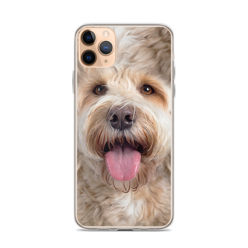 iPhone 11 Pro Max Labradoodle Dog iPhone Case by Design Express