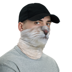 Siberian Kitten Neck Gaiter Masks by Design Express