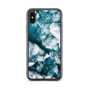 iPhone X/XS Icebergs iPhone Case by Design Express