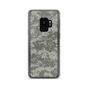 Samsung Galaxy S9 Blackhawk Digital Camouflage Print Samsung Case by Design Express
