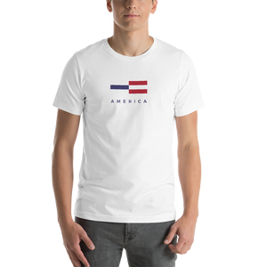 S America Tower Pattern Unisex T-Shirt by Design Express