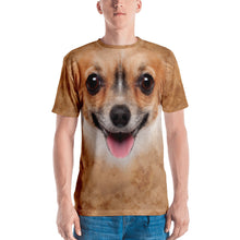 "XS Chihuahua Dog ""All Over Animal"" Men's T-shirt All Over T-Shirts by Design Express"