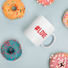 "11oz Hashtag #LOVE ""Red or Dead"" Mug Mugs by Design Express"