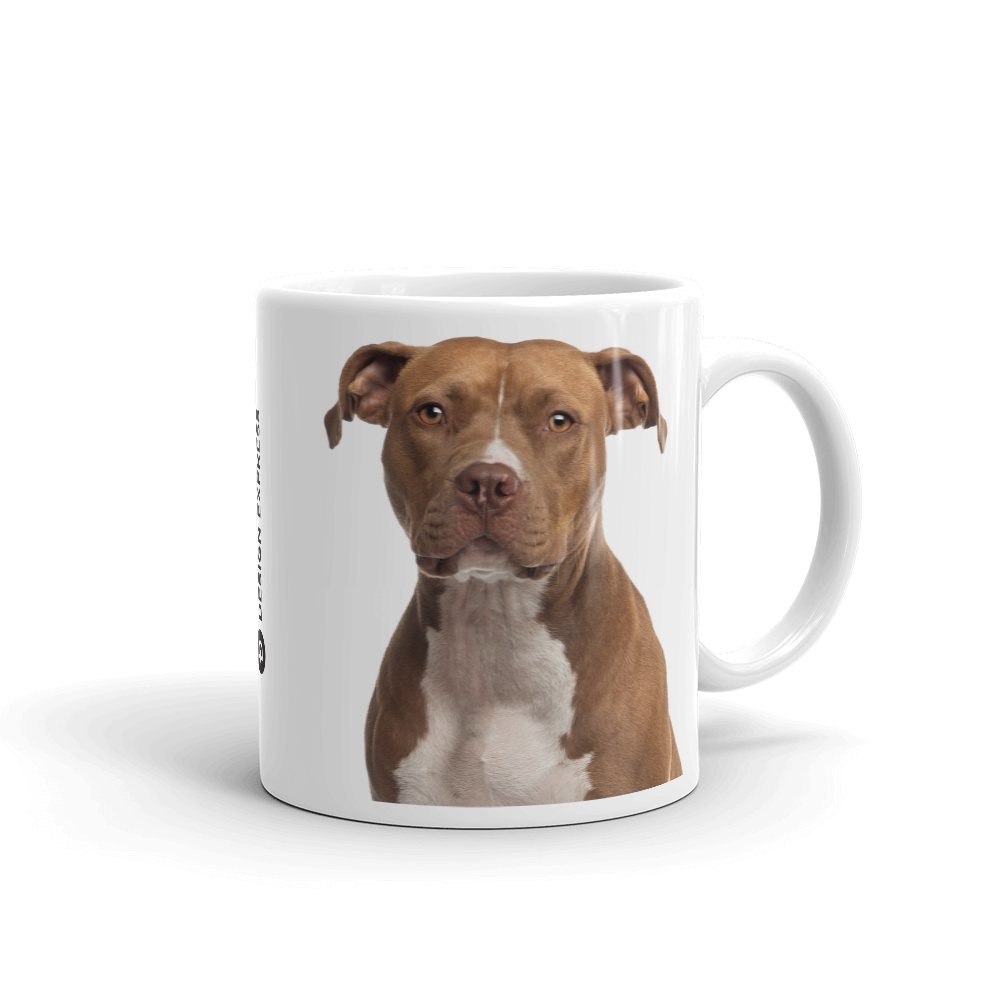 Default Title Staffordshire Terrier Dog Mug Mugs by Design Express