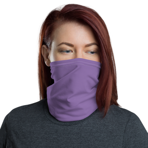 Default Title Purple Neck Gaiter Masks by Design Express