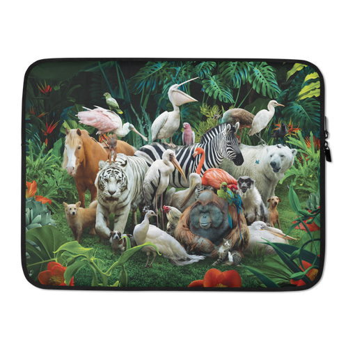 15 in Big Family Laptop Sleeve by Design Express