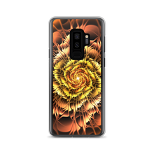 Samsung Galaxy S9+ Abstract Flower 01 Samsung Case by Design Express