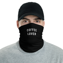 Default Title Coffee Lover Neck Gaiter Masks by Design Express