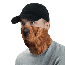Cocker Spaniel Dog Neck Gaiter Masks by Design Express