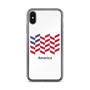 "iPhone X America ""Barley"" iPhone Case iPhone Cases by Design Express"