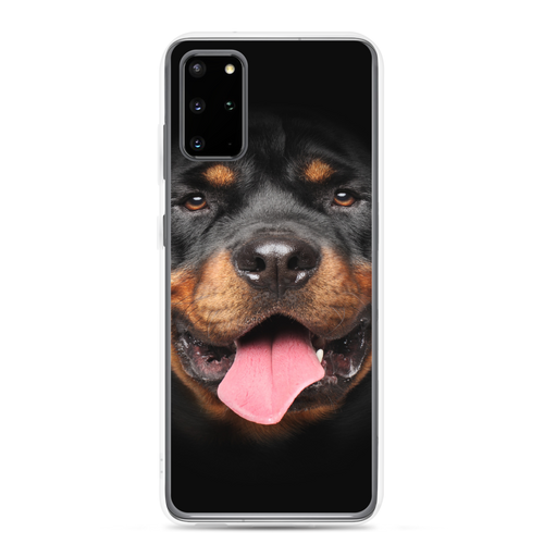 Samsung Galaxy S20 Plus Rottweiler Dog Samsung Case by Design Express
