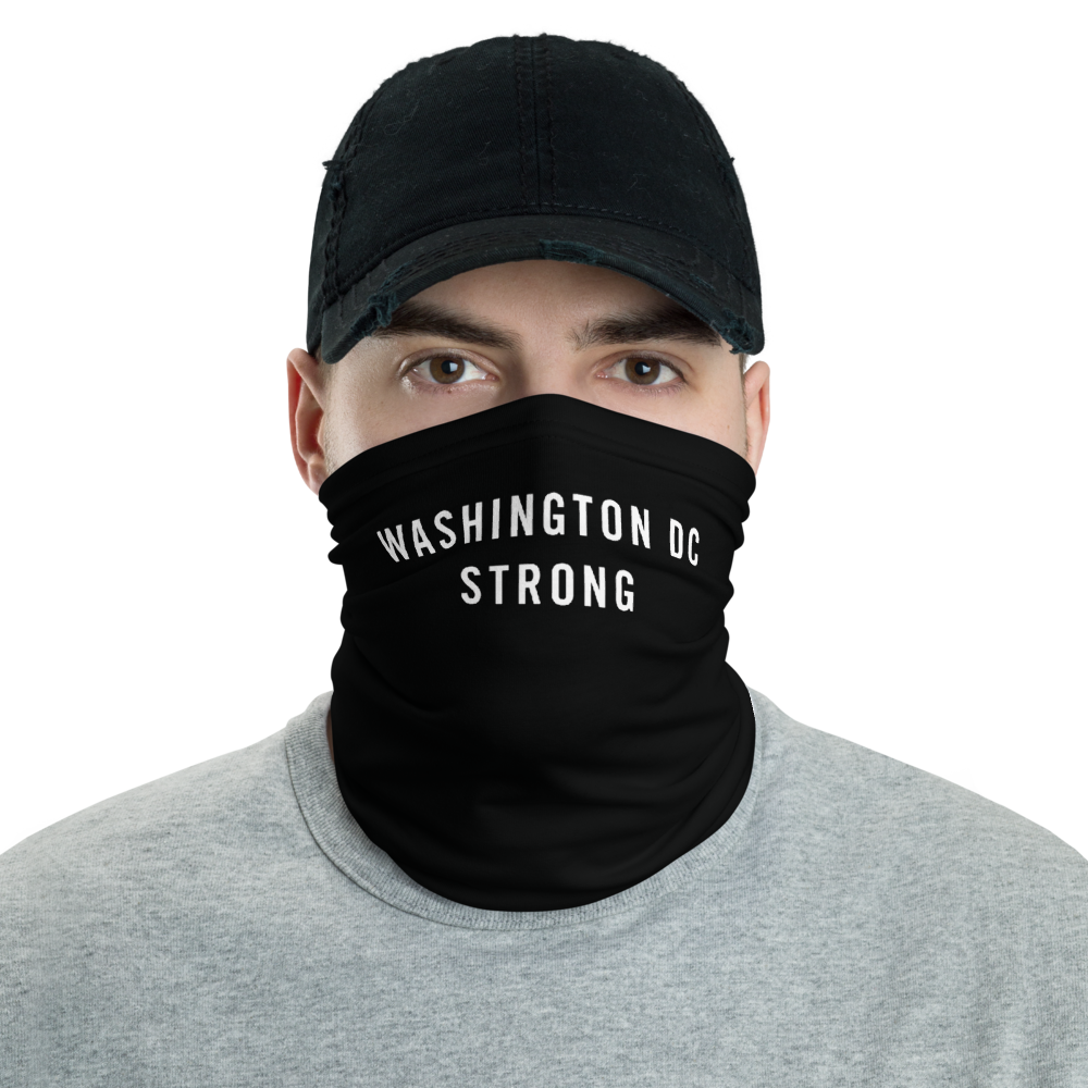 Default Title Washington DC Strong Neck Gaiter Masks by Design Express