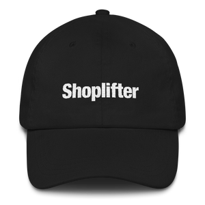 Default Title Shoplifter Baseball Hat by Design Express