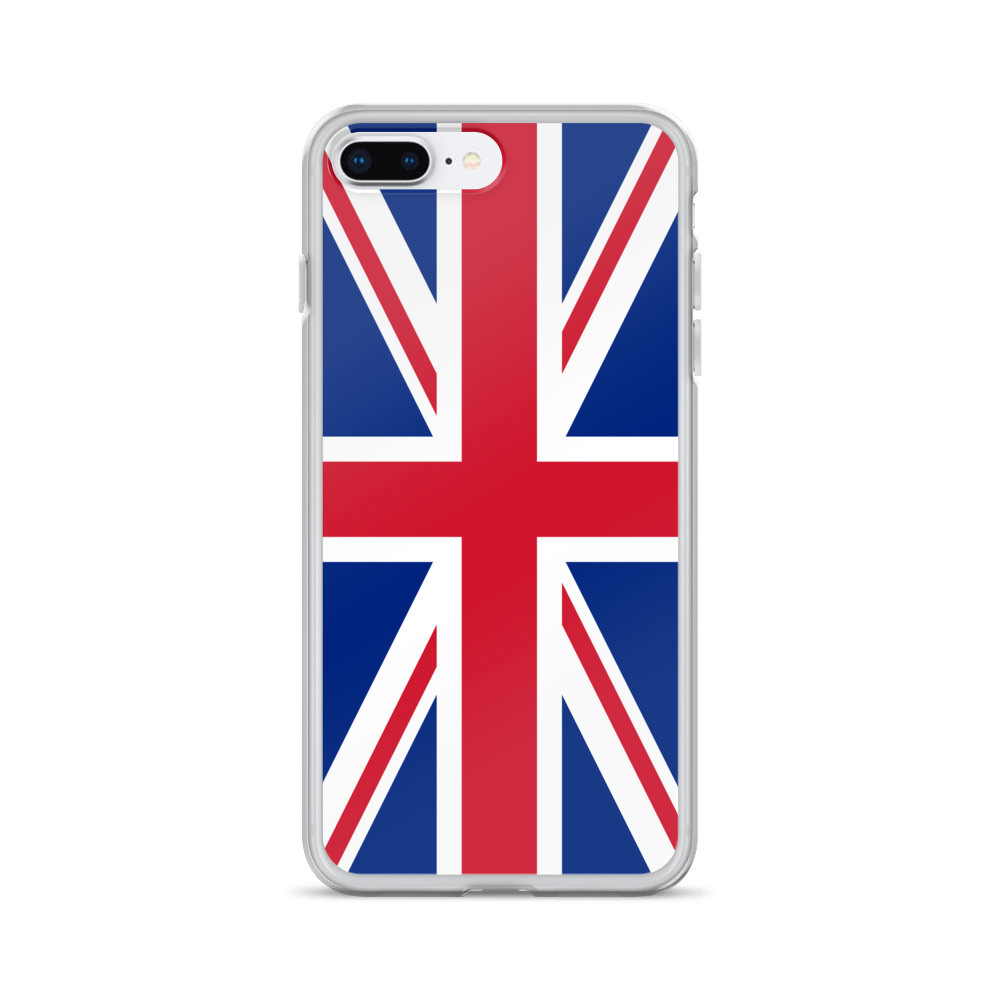 iPhone 7 Plus/8 Plus United Kingdom Flag