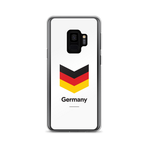 "Samsung Galaxy S9 Germany ""Chevron"" Samsung Case Samsung Case by Design Express"